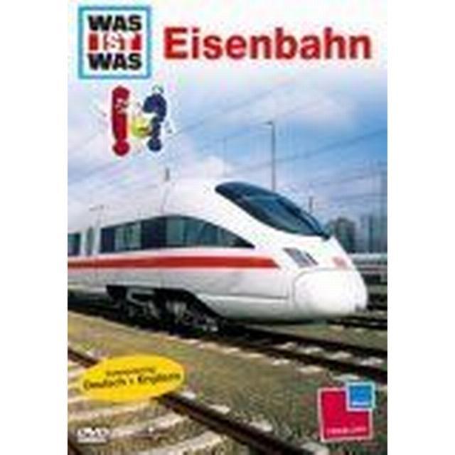 WAS IST WAS TV: Eisenbahnen [DVD]